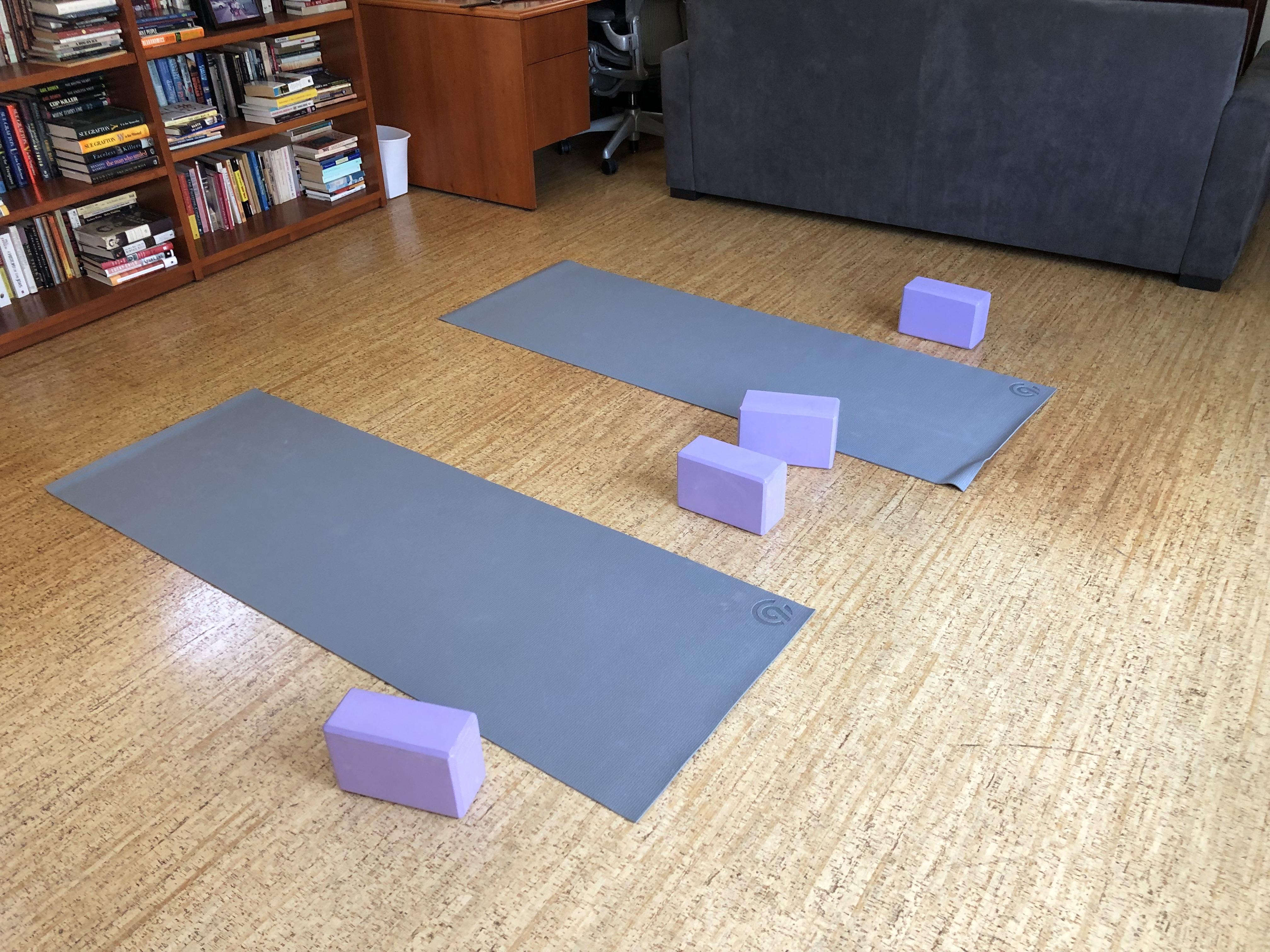 A Repurposed Yoga Studio Cynthia Lim